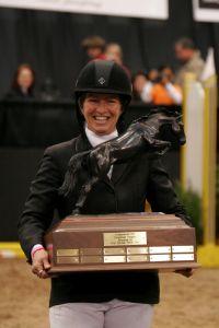 Beezie Madden mit Urteil ISF Trophy
