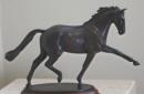Pferd Skulptur Dressurpferd Durchführung Trab: Atemberaubende 2